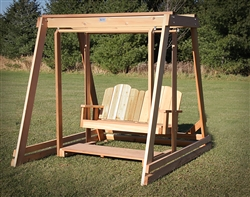 Timestopper Single Foot Platform Swing