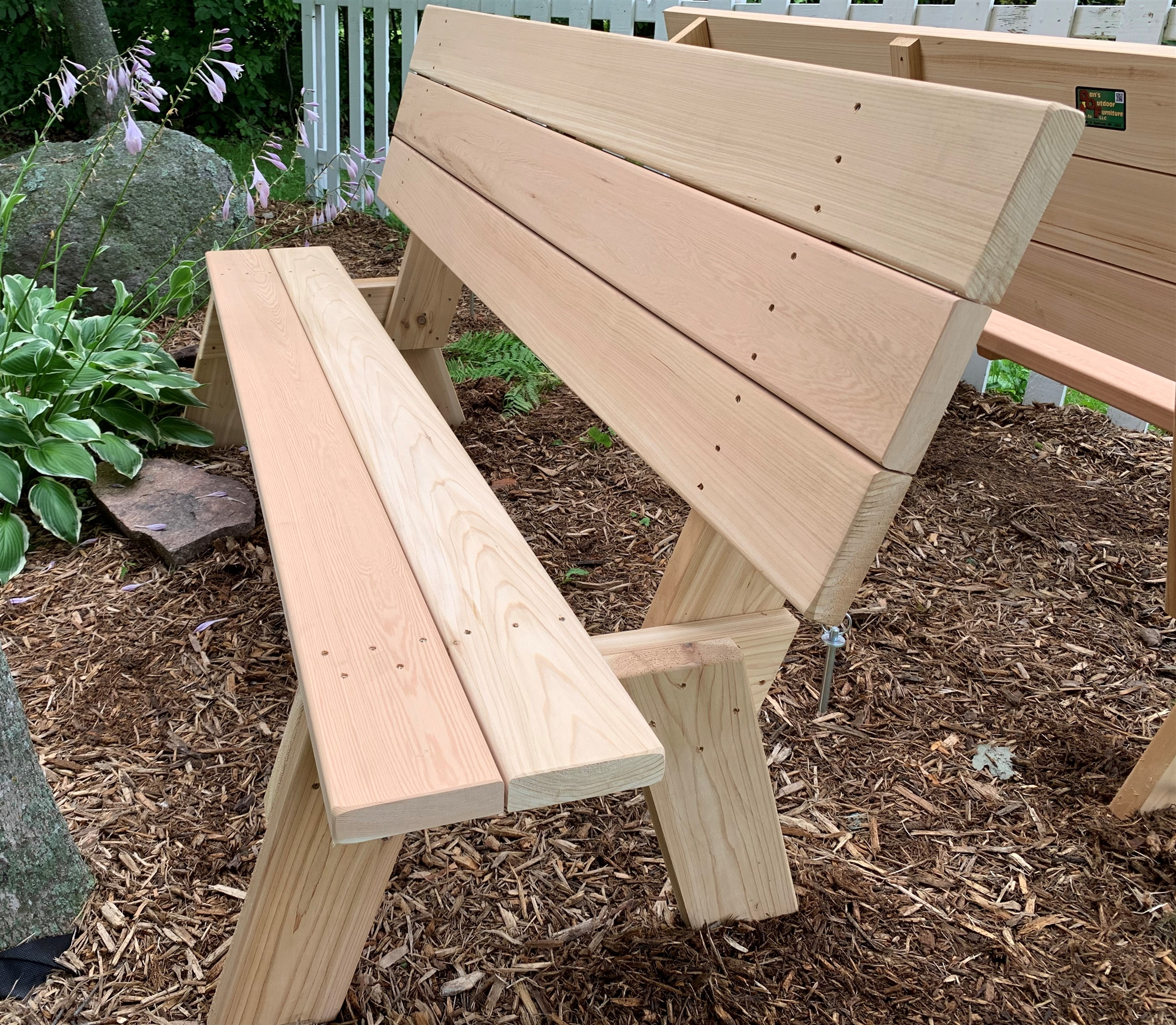 folding bench and picnic table combo plans | scyci.com