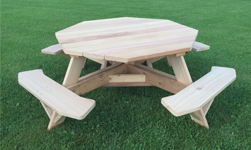 Our most popular Picnic Table!