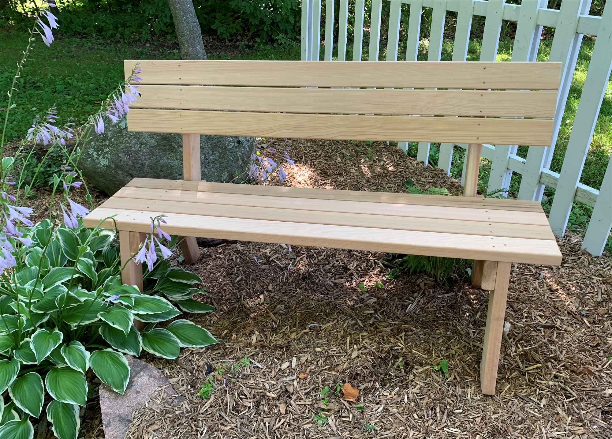Red Oak Kitchen Table, Handcrafted Traditional Wooden Park Bench 60 Red Cedar