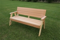 Hillsfield Loveseat Bench